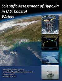 New report warns of expanding threat of hypoxia in U. S. coastal waters