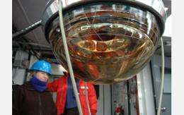 NSF Signs $34.5-million Operating Agreement With University Of Wisconsin as Antarctic Neutrino Detector Nears Completion