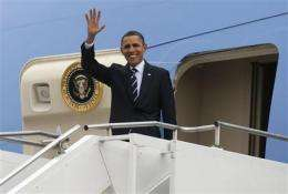 Obama set to tour Intel plant as he pushes agenda (AP)