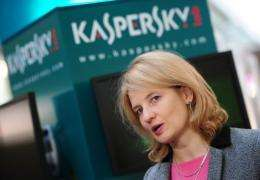 Of course the time of the cyberwar has come, says Natalya Kaspersky, president of the IT security firm of the same name