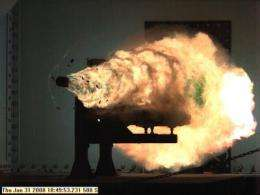 ONR's record-setting test to showcase railgun's military relevance
