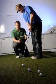 Open golfers should putt with a 'Quiet Eye'
