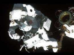 Operating in orbit
