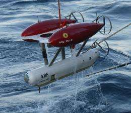 Pioneering Deep-Sea Robot Lost at Sea