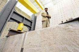 Purdue tests nuclear plant design at Bowen Lab