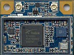 Ralink Unveils Next Generation Dual-Band 2x2 802.11n/Bluetooth 3.0+HS Combo Module