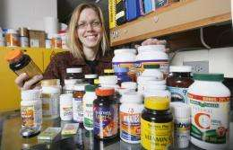 Vitamins stored in bathrooms, kitchens may become less effective