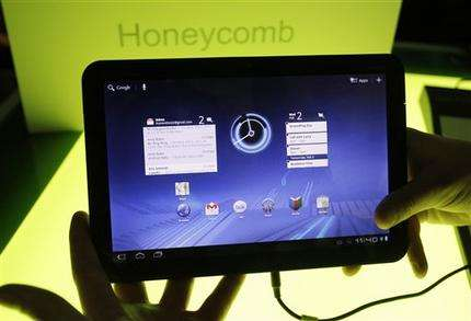 Review: Xoom emerges as first real iPad competitor (AP)