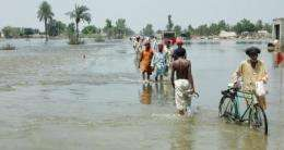 Rogue storm system caused Pakistan floods that left millions homeless