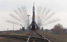 Russia's Soyuz soon to be only lifeline to space (AP)