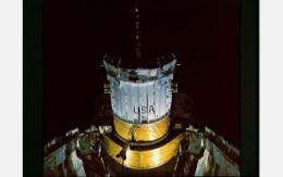 Satellite Used in Polar Research Enters Retirement