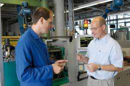 Savvy injection molding