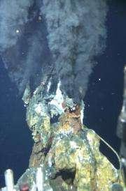 Scientists locate apparent hydrothermal vents off Antarctica