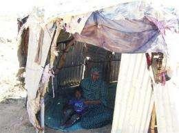 Severe drought threatens millions in Somalia (AP)