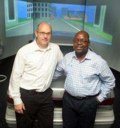 Simulation study may help Parkinson's patients retain driving skills