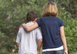 Sisters protect siblings from depression, study shows