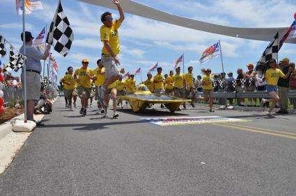 Six-time champions win American Solar Challenge