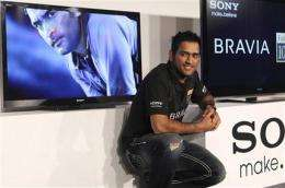 Sony booming in India on strong brand image (AP)