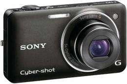 Sony CyberShot WX5
