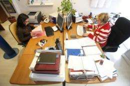 Spaniards choose stable jobs over ones related to their training