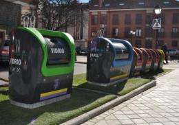 Spanish cities fail to meet legal requirements on paper and container recycling