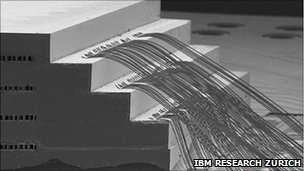 Sugar cube size supercomputers