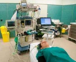 System unveiled for regulating anesthesia via computer
