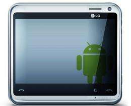 Tablet PC's Getting Ready for Android 3.0
