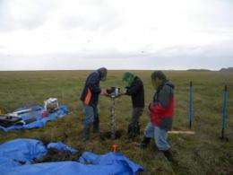 Thawing permafrost likely will accelerate global warming