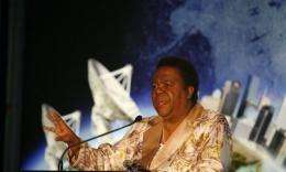 The agency will produce data imagery to help detect natural disasters around South Africa, Pandor said