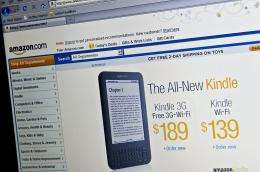 New Kindle becomes Amazon's all-time best seller