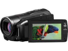 The Canon VIXIA HF M31 Dual Flash Memory Camcorder