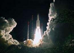 The European Ariane 5 rocket