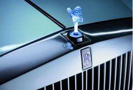 The one-off electric Rolls-Royce will go on a global tour to Europe, the Middle East, Asia and North America