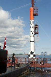The rocket is named after the famous Danish astronaut Tycho Brahe