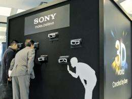 The upcoming FIFA World Cup games will for the first time be filmed in 3D by Sony
