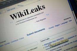 The website is expected to put online leaked cables covering US dealings and confidential views of countries