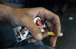 Tobacco industry lobbies for flavorful cigarettes (AP)
