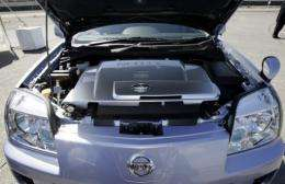 Toyota, Honda and Nissan say the creation of a hydrogen supply infrastructure network is crucial