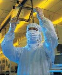 TSMC said its net profit for the fourth quarter was 32.7 billion Taiwan dollars