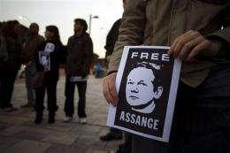 UK fears pro-WikiLeaks attacks on gov't websites (AP)