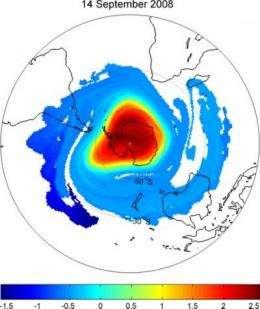 Using chaos to model geophysical phenomena