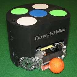 US soccer robots get new algorithm for RoboCup 2010