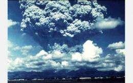Volcanic eruptions affect rainfall over Asian monsoon region