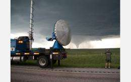 VORTEX2 Tornado Scientists Hit the Road Again