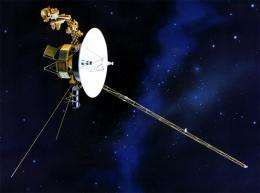 Voyager explores new territory as new project manager steps on
