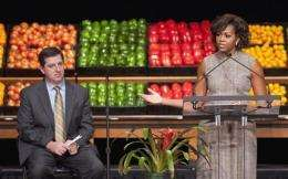 Wal-Mart gives boost to push for healthier food (AP)