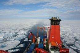 Warming North Atlantic water tied to heating Arctic, according to new study