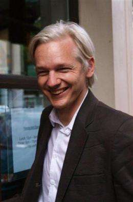 WikiLeaks: We don't know source of leaked data (AP)