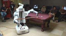 Willow Garage PR2 robot
